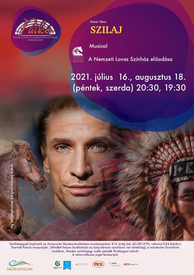 Szilaj 2021.08.18. (szerda)